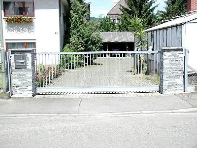 Ein Hoftor der Heim & Ruf GbR aus St. Märgen