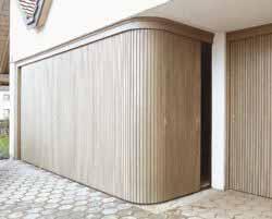 rundlauftore als garagentore der heim ruf gbr sind meistens im inneren der garage an schienen. Black Bedroom Furniture Sets. Home Design Ideas