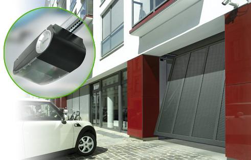 der garagentorantrieb mp125 led mit 1200 newton maximaler zug und druckkraft das kraftpaket. Black Bedroom Furniture Sets. Home Design Ideas